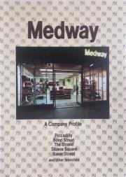 Medway Shoes, shopfront Sloane Square, Chelsea, SW3