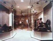 Sarah Medway Couture Shoes shopfront, Sloane Street, Knightsbridge, London