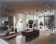 Sarah Medway Couture Shoes shop interior